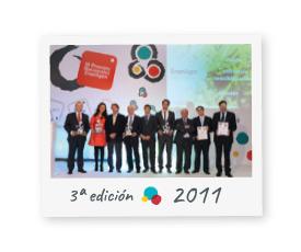 Premios Eneragen 2011