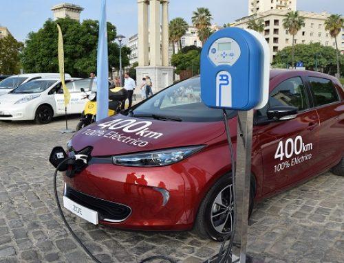 Andalucía fomentará el transporte con energías limpias con incentivos para instalar 400 puntos de recarga de vehículos