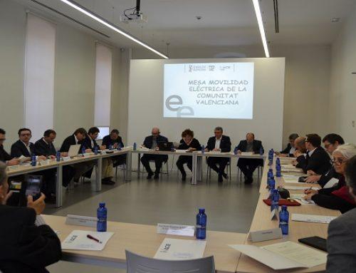 Se constituye la Mesa de la Movilidad Eléctrica de la Comunidad Valenciana