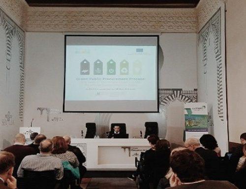 La Diputación de Cádiz es tomada como ejemplo en Europa por sus prácticas de eficiencia energética