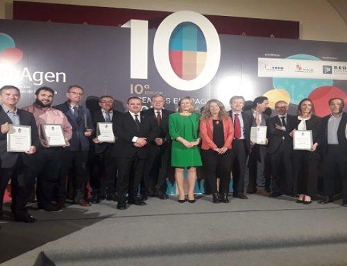 EnerAgen entrega los 10º Premios Nacionales de Energía a las mejores actuaciones en energías renovables y eficiencia energética