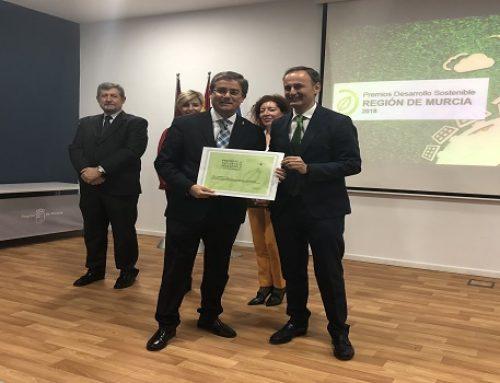 La Agencia Local de la Energía de Murcia, galardonada por su estrategia del vehículo eléctrico y formación sobre huella de carbono