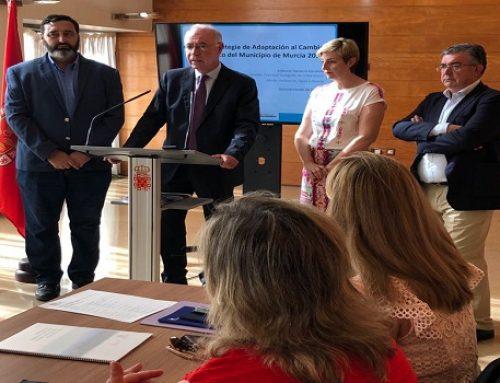 Murcia, entre las primeras ciudades españolas que dispone de una Estrategia de Adaptación al Cambio Climático