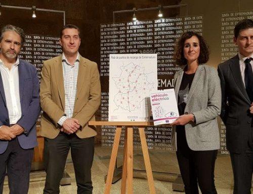 Extremadura presenta su Estrategia para el Impulso del Vehículo Eléctrico