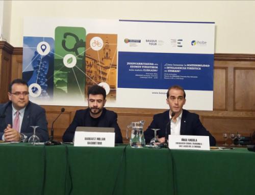 Basquetour y el Ente Vasco de la Energía renuevan su compromiso para el fomento de la eficiencia energética y las renovables en el sector turístico