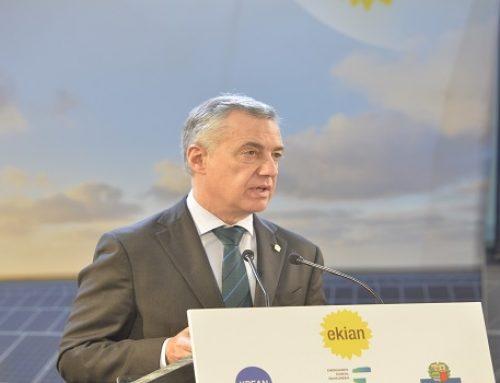 El Ente Vasco de la Energía y KREAN impulsan el mayor parque solar fotovoltaico de Euskadi