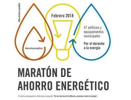 La Generalitat de Catalunya se adhiere al Maratón del Ahorro Energético