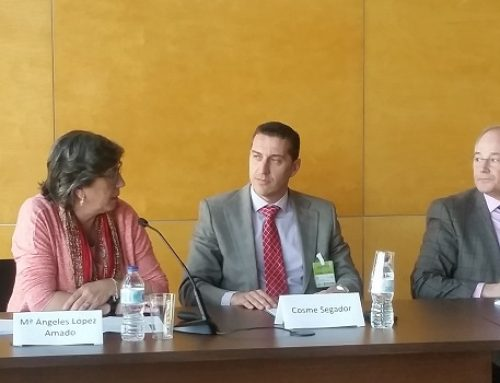 AGENEX presentó la Estrategia Energética en Edificios Públicos de Extremadura en Genera2019
