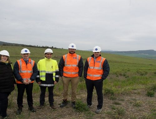 Comienza la construcción de EKIAN, el mayor parque solar fotovoltaico de Euskadi