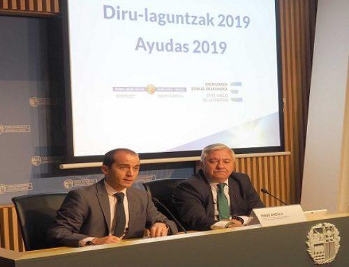 9,45M€ en ayudas para proyectos de eficiencia energética e instalaciones renovables en el País Vasco