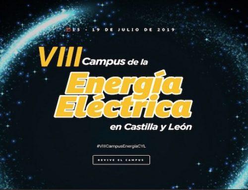Abierto el plazo de inscripciones para el VIII Campus de la Energía Eléctrica organizado por el EREN
