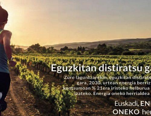 Euskadi presenta su agenda energética en la Semana Europea de la Energía Sostenible