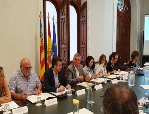 La Comunidad Valenciana trabaja en una nueva línea de ayudas para la generación de energía en los Parques Empresariales
