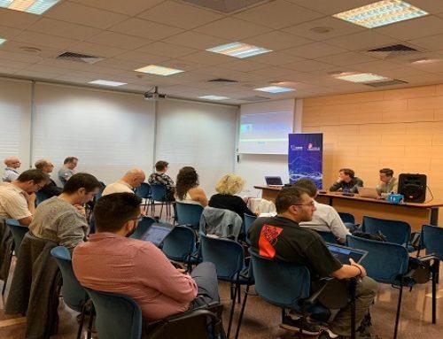 El proyecto APPROVE, del que forma parte el EREN, se reúne en Valladolid en el marco de Expobiomasa