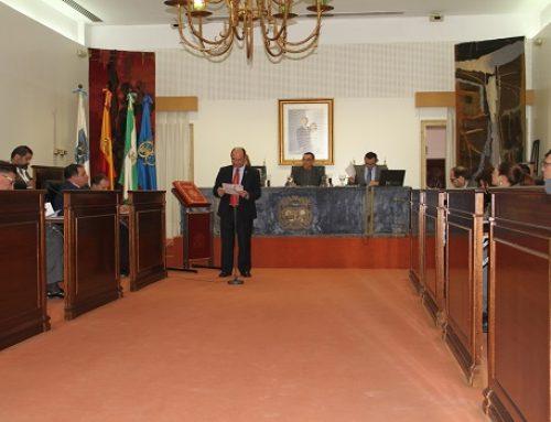 Diputación de Huelva pide financiación para que los gobiernos locales elaboren programas contra el cambio climático