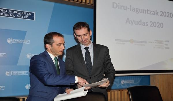 20,6 millones de euros para impulsar las energías renovables y el ahorro en el País Vasco