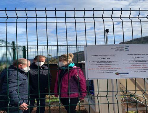 El Ente Vasco de la Energía crea Euskalsis: la red vasca para la detección y control de la actividad sísmica