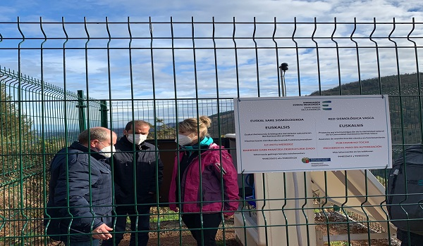 El Ente Vasco de la Energía crea Euskalsis: la red vasca para la detección y control de la actividad