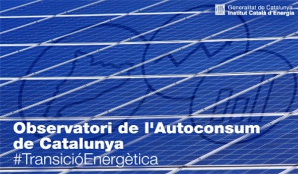 5.869 nuevas altas de instalaciones de autoconsumo fotovoltaico en Cataluña
