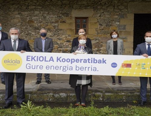 País Vasco impulsará las cooperativas ciudadanas de renovables a través de la nueva empresa Ekiola