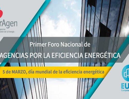 I Foro Nacional de Agencias por la Eficiencia Energética