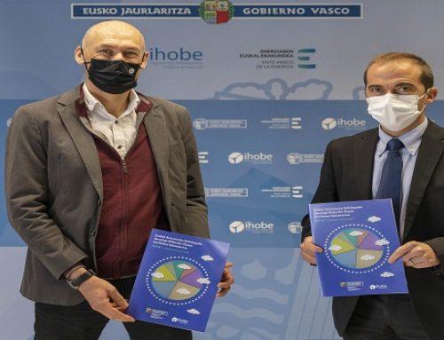 Euskadi redujo un 2% sus emisiones de gases de efecto invernadero en el año previo a la pandemia