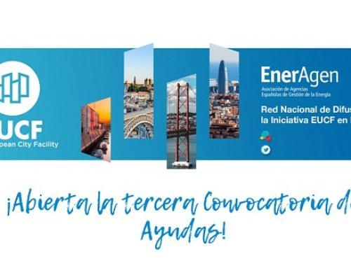 3ª convocatoria de ayudas EUCF: 60.000 € para que entidades locales impulsen proyectos de energía sostenible